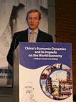 Keynote speaker addresses CEA(UK/Europe) Conference, Dublin, 2011