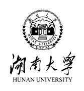 Hunan University, Changsha, China